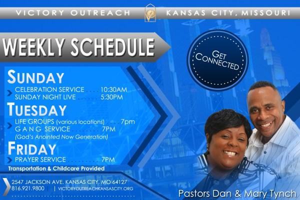 Services - Victory Outreach Kansas City, MO