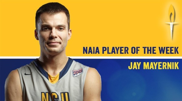 Northwest Christian's Mayernik Named NAIA Player Of The ...