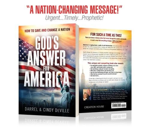 God's Answer For America Book