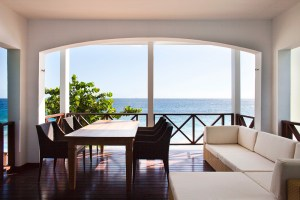 Apartment - Balcony - Scuba Lodge Curacao