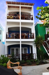 Apartment - Two-bedrooms - Scuba Lodge Curacao