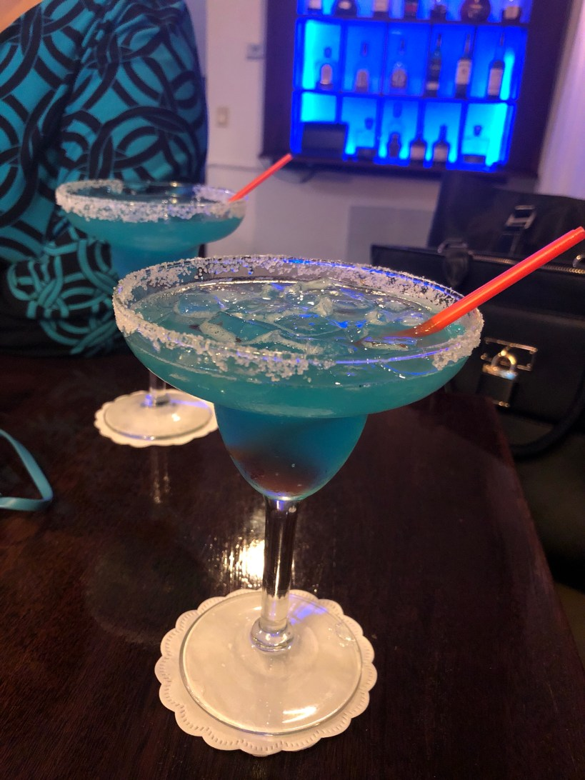 Cocktail at Marriott Paramaribo