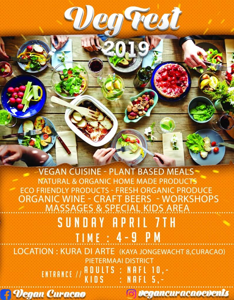 Curaçao Vegfest 2019