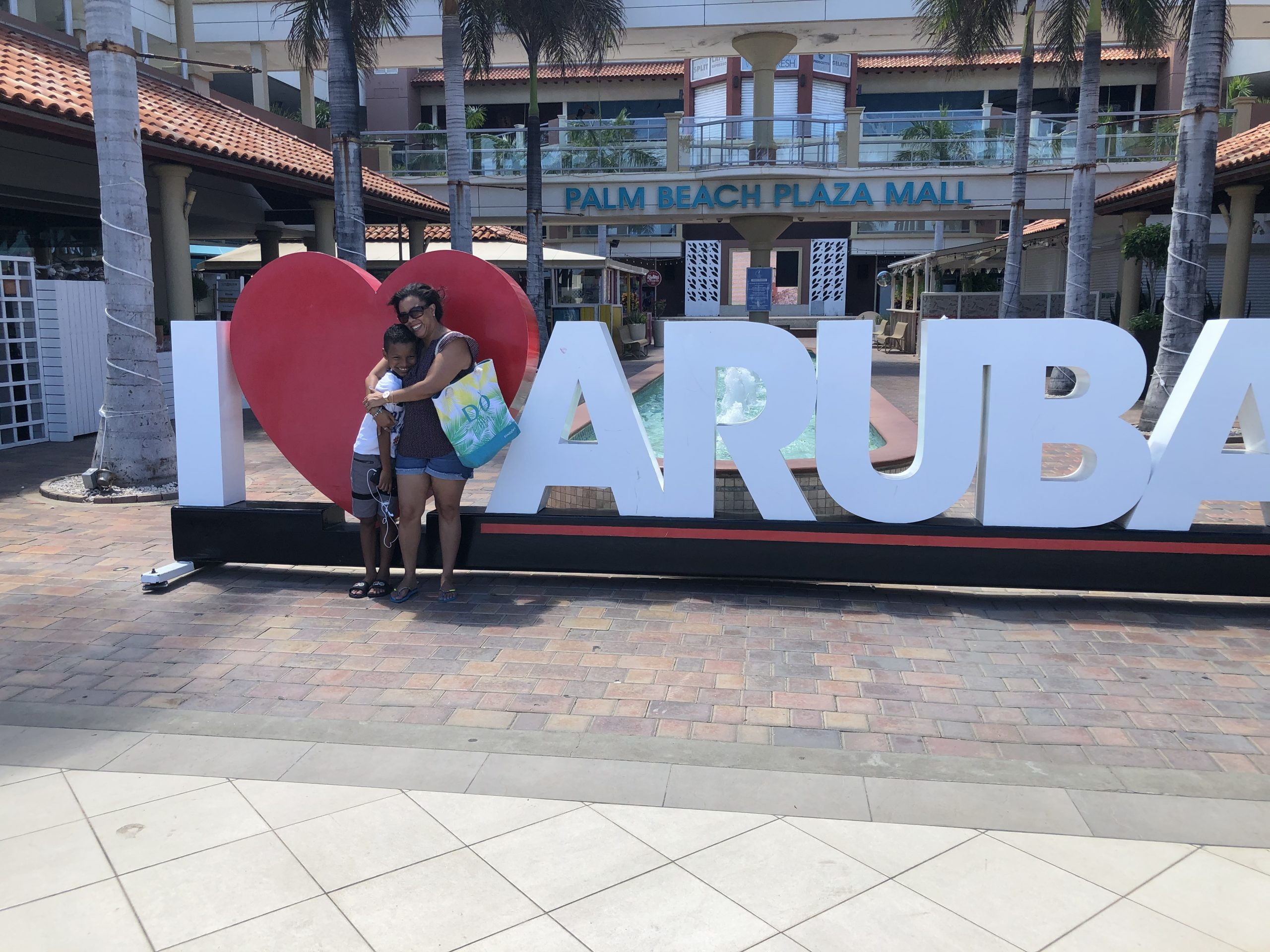 Our First Vacation Destination: Aruba 🇦🇼 part 2