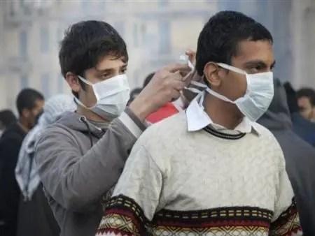 Swine flu in Egypt