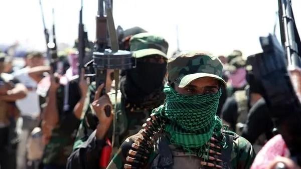 مسلحون في العراق