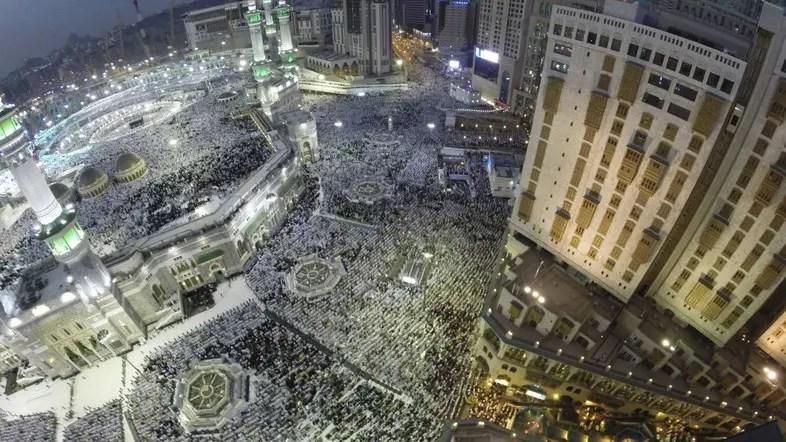Umrah Pilgrims Visiting Saudi Arabia Number 4 5m So Far This Year