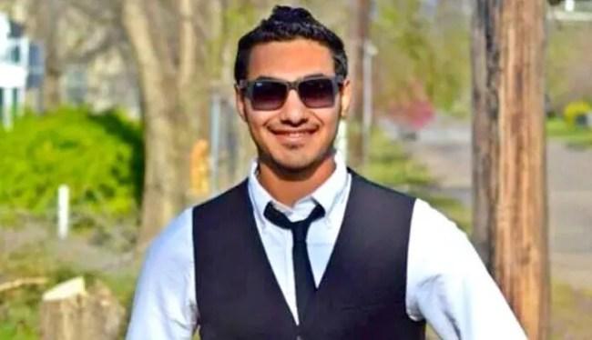 القتيل عبد الجليل الأربش، كان أيضا من جامعة ويتشيتا وعمره 23 عاما وطالب هندسة كهربائية سنة ثالثة