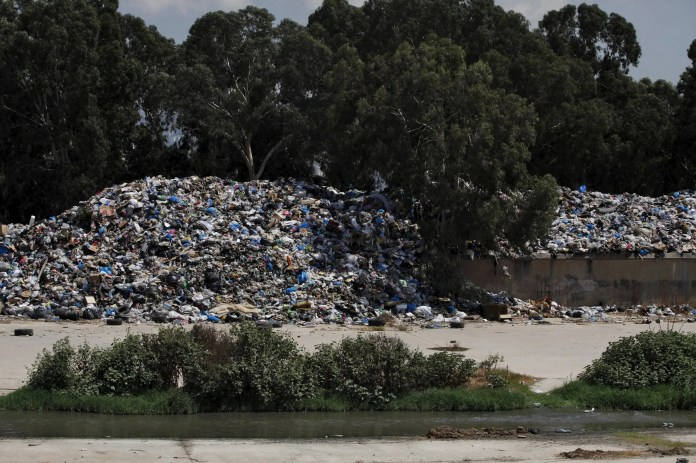 The waste crisis in Lebanon