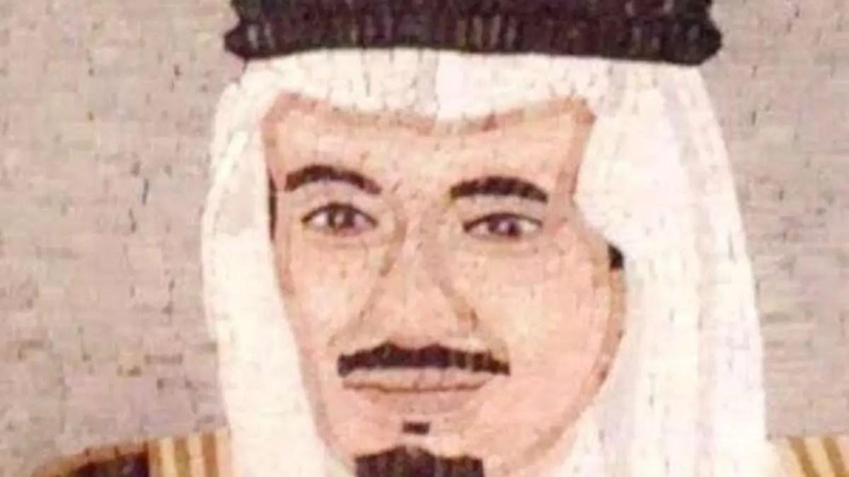 هكذا رسمت فنانة سعودية الملك سلمان على الرخام