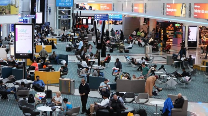 Dubai airport will implement thermal examination