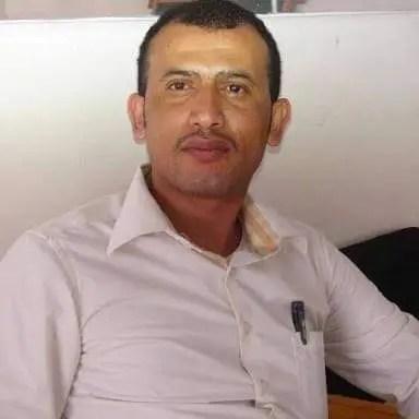 الصحافي عبدالحافظ الصمدي