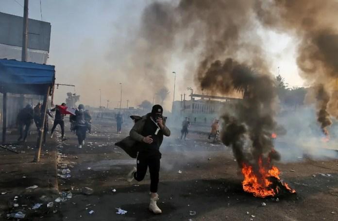 Liberation Square January 24 - France Press