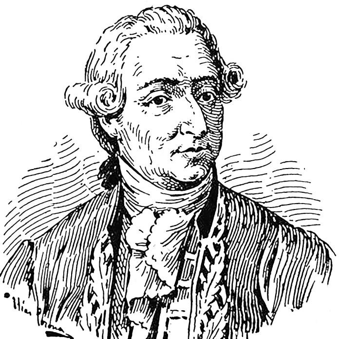 A fictional portrait of a Belmes character