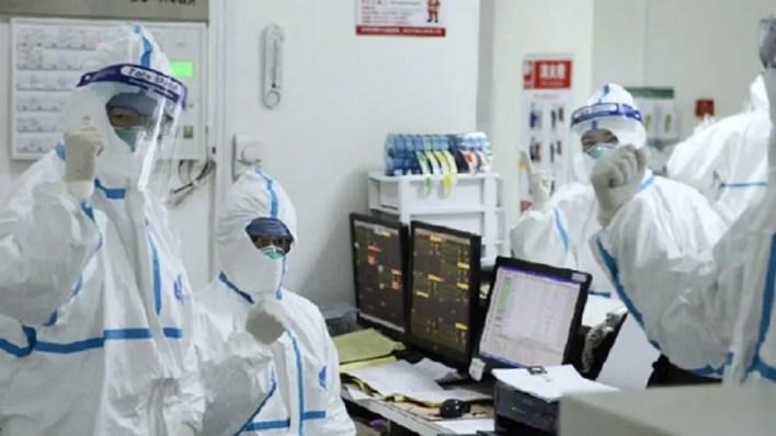مختبر صيني