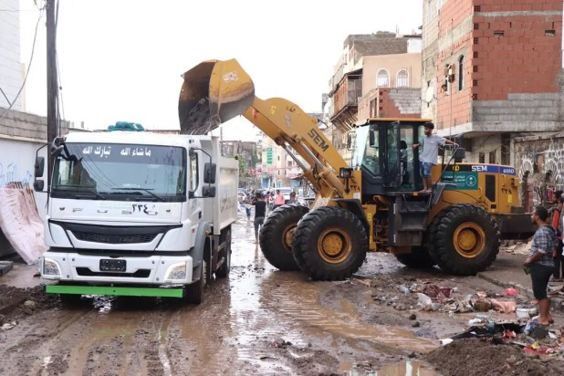 البرنامج السعودي لتنمية وإعمار اليمن يساهم في إغاثة عدن (أرشيفية)
