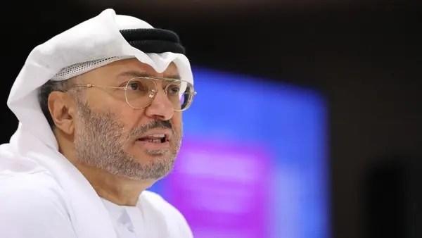 UAE's Gargash welcomes Saudi-Egyptian cooperation after assembly on Libya