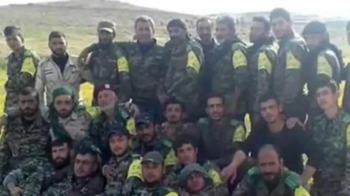 ميليشيات إيرانية في سوريا