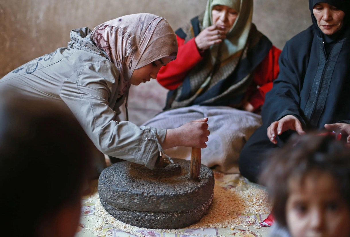 من سوريا (أرشيفية - فرانس برس)