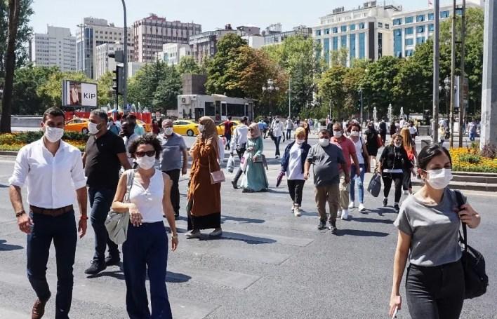 من وسط أنقرة - فرانس برس