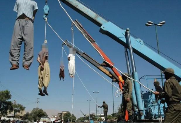 إعدامات في إيران