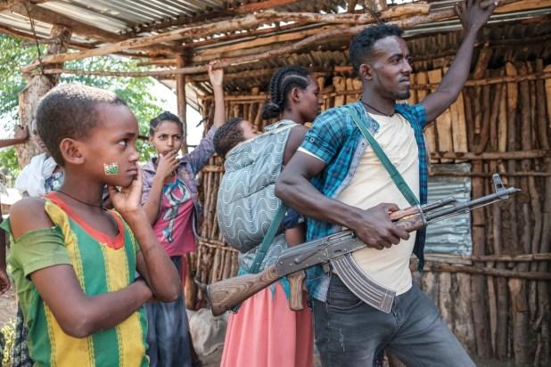 من إقليم تيغراي في إثيوبيا (أرشيفية - فرانس برس)