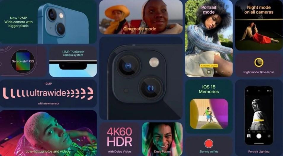 سعر ومواصفات هاتف ايفون 13