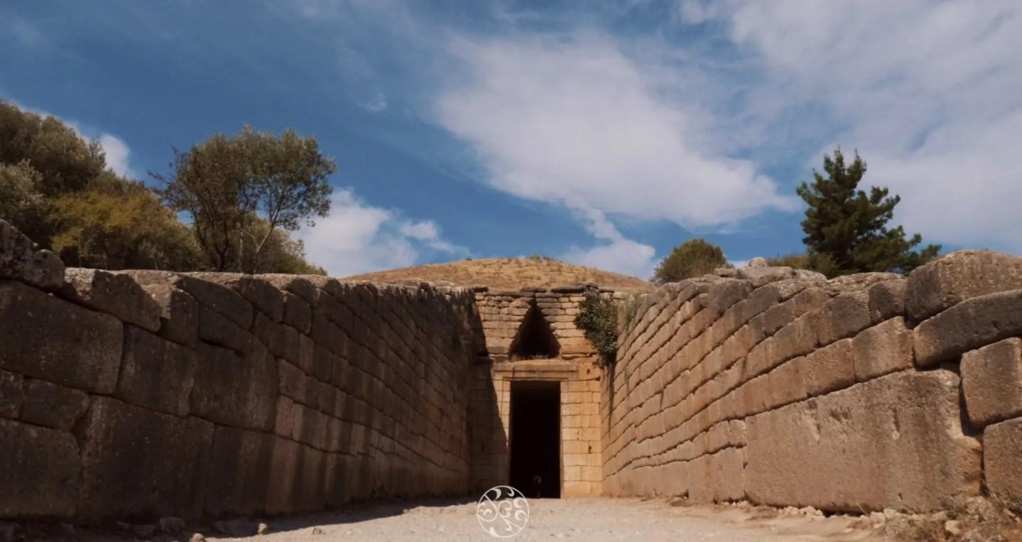 Mycenae Archeological Site