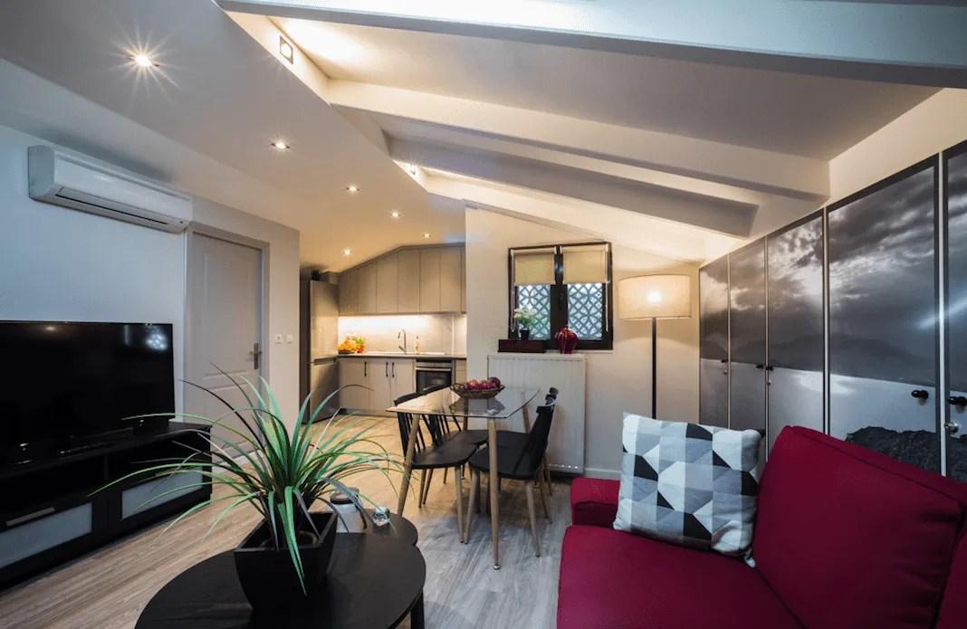 KIng Loft Vida Residential Apartments Nafplio