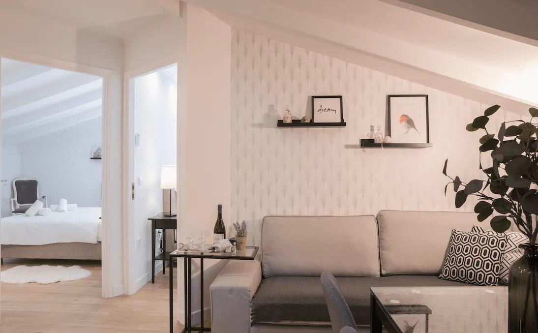 Queen Loft Vida Residential Apartments Nafplio