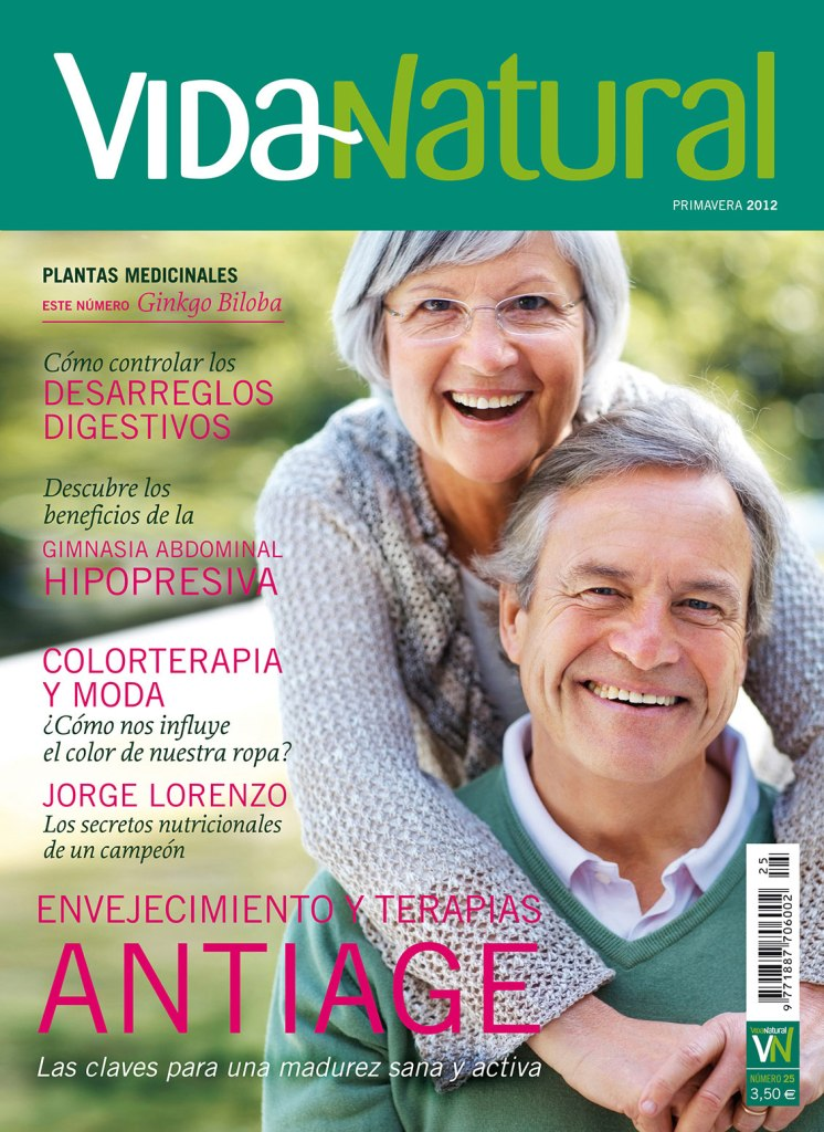 Revista Vida Natural nº 25