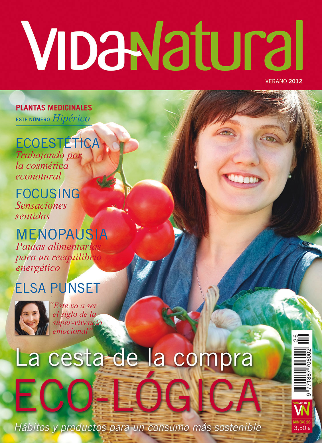 Revista Vida Natural nº 26