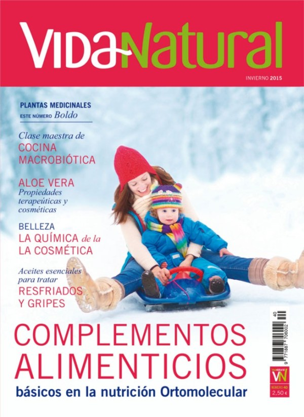 Revista Vida Natural nº 40
