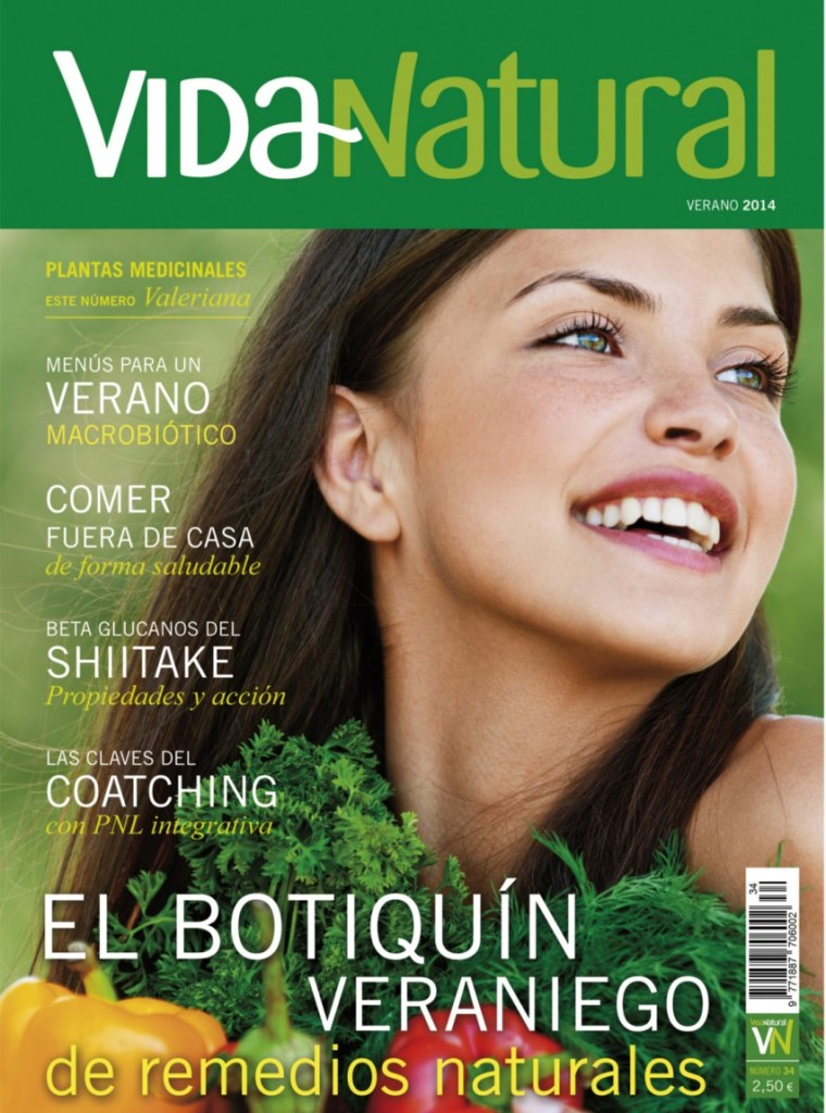 Revista Vida Natural nº 34