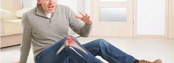 Cinco razones por las que le duelen las rodillas
