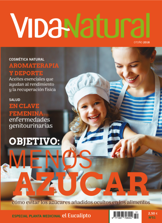 REVISTA VIDA NATURAL 51 - OTOÑO DE 2018