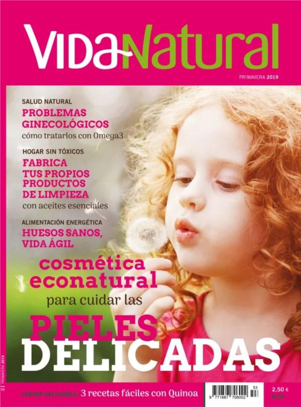 Revista Vida Natural n 53 - Primavera 2019