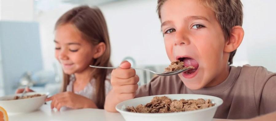 los cereales en la alimentacion