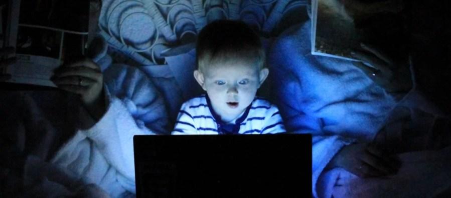 infancia e internet
