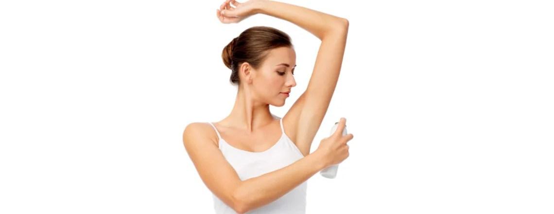 Desodorante natural sin aluminio ni parabenos