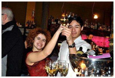 Cristina Garcia en Atrovent club