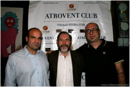 Evaristo Jesus,Evaristo Guerra y Guillermo Lopez