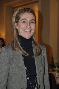 Pilar Mantaras retrato de Guillermo Lopez