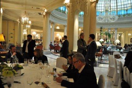 Hotel Palace gastronomia