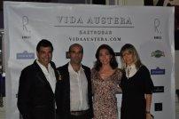 Ramon Freixa,Guillermo Lopez,Isabel Pinz,Beatriz Ruiz