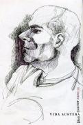 Dibuno a Domicilio Caricatura Guillermo Lopez