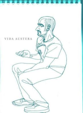 Vida Austera art Dibujo a Domicilio