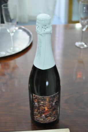 Champagne Vida Austera vs David Farran de Mora