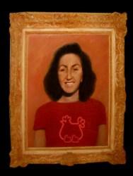 Cuadro de la coleccion privada Vida Austera customizado por Farran de Mora