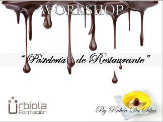 workshop Pasteleria de Restaurante